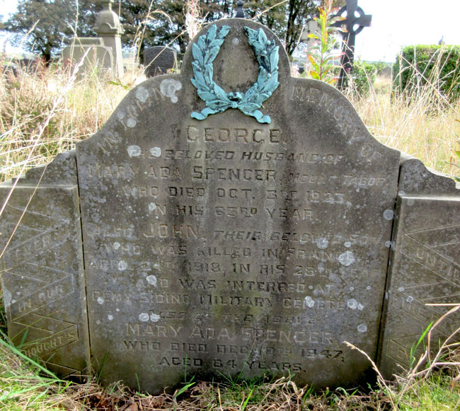 Photo of Grave N2